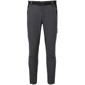 Dare 2b Disport II Pantalon Homme, ebony grey/black